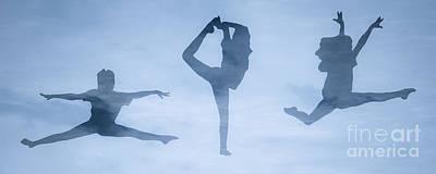 Shadow Dancing Digital Art - Celebration Of Dance by Randy Steele