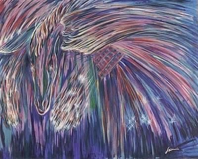 Painting - Celestial Dream by Thomas Lupari