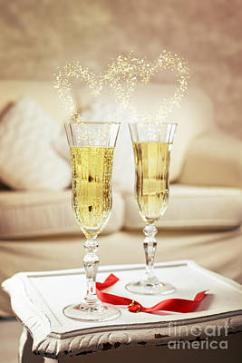 Champagne Photograph - Champagne by Amanda Elwell