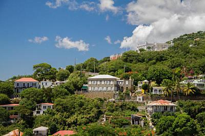Target Threshold Nature - Charlotte Amalie by Thomas Kaestner