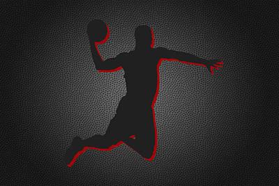 Derrick Rose Photograph - Chicago Bulls by Joe Hamilton