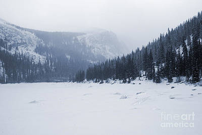 Steven Krull Royalty-Free and Rights-Managed Images - Chicago Lakes Trail by Steven Krull