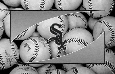 Chicago White Sox Art Print by Joe Hamilton