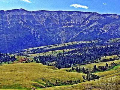 Photograph - Chief Joseph Pass by Christian Mattison