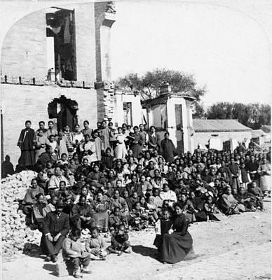 Boxer Rebellion Photograph - China Boxer Rebellion, C1901 by Granger