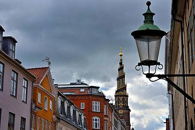 Urban Photograph - Christianhavn by Steven Richman
