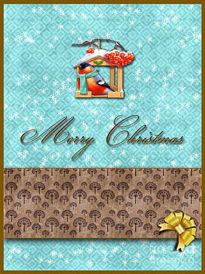 Photograph - Christmas Card 19 by Nina Ficur Feenan