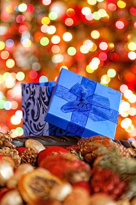 Photograph - Christmas Gift by Peter Lakomy
