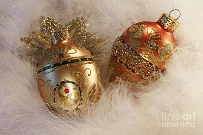 Christmas Past Art Print by Inspired Nature Photography Fine Art Photography