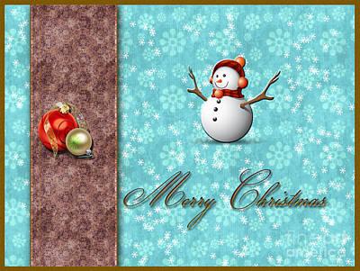 Christmas Cards Photograph - Christmas Card 16 by Nina Ficur Feenan