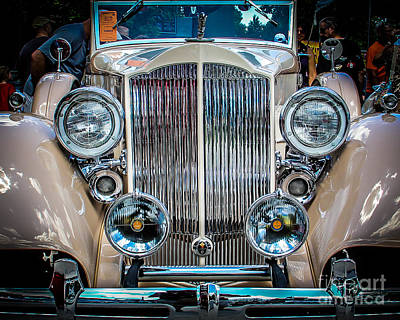 Abstract Graphics - Chrome Classic by Perry Webster
