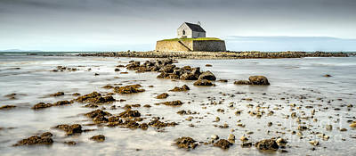 Photograph - Church In The Sea by Adrian Evans