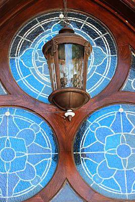 Photograph - Church Lantern by Mary Bedy
