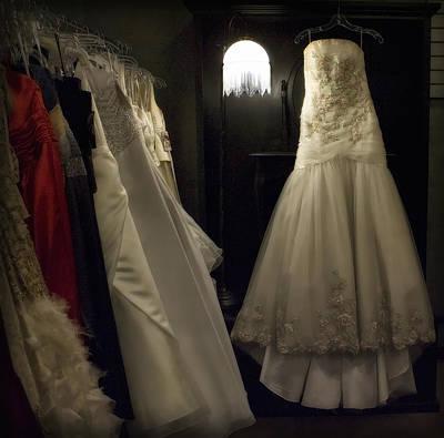 Photograph - Cinderella's Closet by Hazel Billingsley
