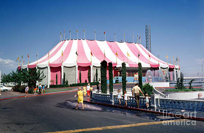 New Years Royalty Free Images - Circus Circus Casino in Las Vegas Royalty-Free Image by Wernher Krutein