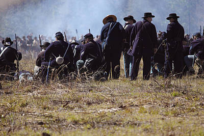 Slavery Photograph - Civil War by Kitty Ellis