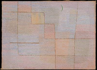 Paul Klee Painting - Clarification by Paul Klee