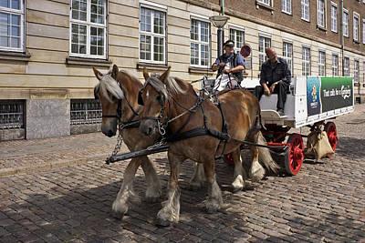 Photograph - Classic Copenhagen by Inge Riis McDonald