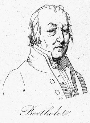 Claude Louis Berthollet (1748-1822) Art Print by Granger