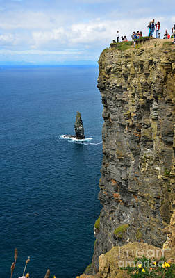 Photograph - Cliffs Of Moher by RicardMN Photography