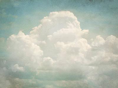 Epic Digital Art - Cloud Series 3 Of 6 by Brett Pfister