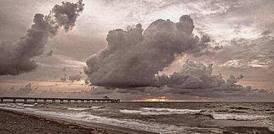 Photograph - Cloud Symphony by Leda Robertson
