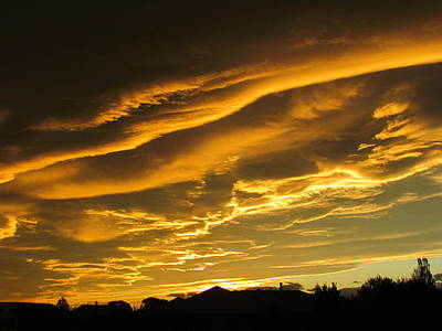 Photograph - Clouds And Sky's by Joyce Woodhouse