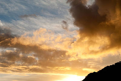 Photograph - Clouds At Sunrise by Joseph Amaral