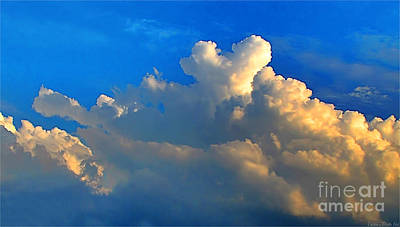Photograph - Clouds by Debbie Portwood