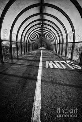 Clydeside Walkway Print by John Farnan