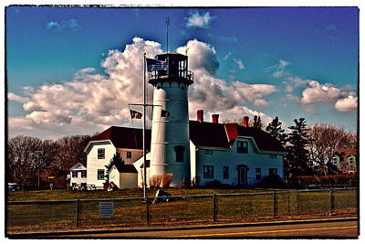 Photograph - Coast Guard Station Chatham by Bill Barber