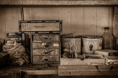 Photograph - Cobblers Tobacco by David Morefield