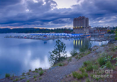 Photograph - Coeur D'alene by Idaho Scenic Images Linda Lantzy