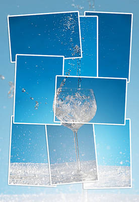 Pour Photograph - Cold One by Alexey Stiop