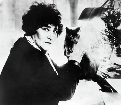 Colette (1873-1954) Art Print