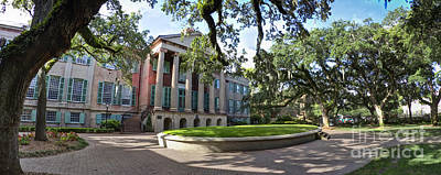 College Of Charleston Photograph - College Of Charleston Randolph Hall  by Dustin K Ryan