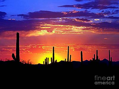 Photograph - Color The Desert Sky by Mistys DesertSerenity