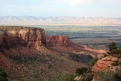 Photograph - Colorado National Monument 10 by Mary Bedy