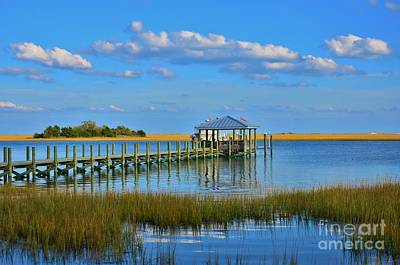 Photograph - Colorful Coastline by Bob Sample