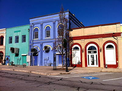 Photograph - Colorful Conyers by Denise Mazzocco