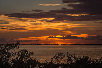 Photograph - Colorful Sunset by Jane Luxton