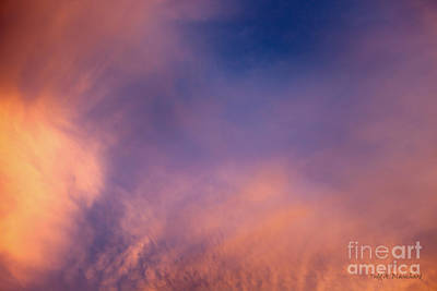 Photograph - Colorful Sunset by Todd Blanchard