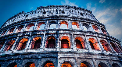 Photograph - Colosseum by Matthew Onheiber