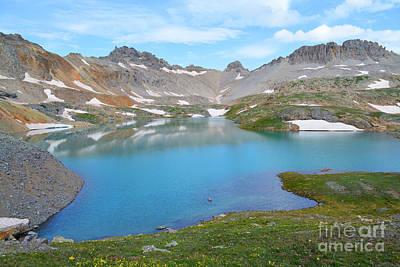 Photograph - Columbine Lake by Kate Avery