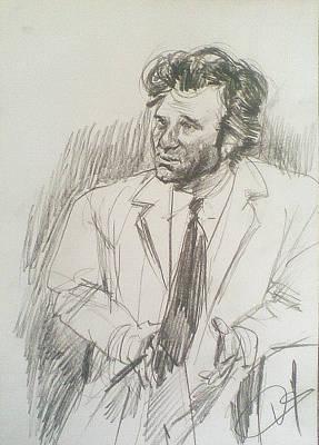 Pastel - Columbo by Vaidos Mihai