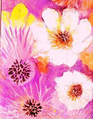 Come Spring Art Print by Anne-Elizabeth Whiteway