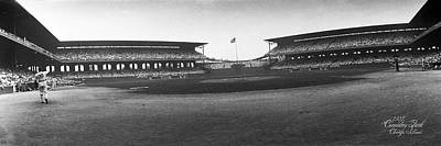 Comiskey Photograph - Comiskey Park by Retro Images Archive
