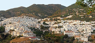 Photograph - Competa Panorama by Rod Jones