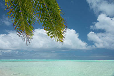 Cook Islands, Aitutaki (aka Araura Art Print