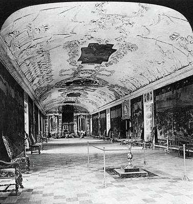 Rosenborg Painting - Copenhagen Royal Palace by Granger